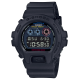 CASIO G-SHOCK Men's Watch Resin Band Digital Water Resistant Black DW-6900BMC-1DR
