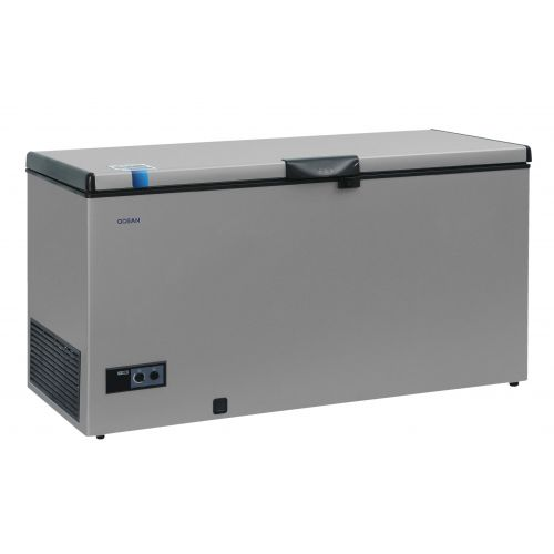 Ocean Freezer 490 Liter De-Frost It Works With No Frost Technology Silver With Key NJ 65 TLLS A+ WFS