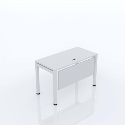 Artistico Metal Desk 120*60 cm White AMD120W