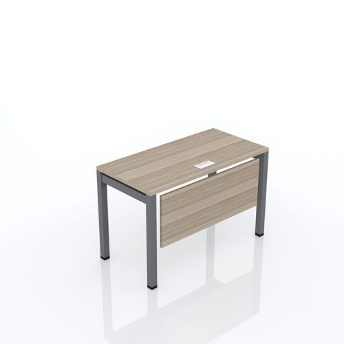 Artistico Metal Desk 120*60 cm Grey AMD120G