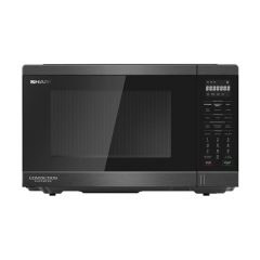 SHARP Microwave Convection Inverter 32 L 1100 Watt With Grill R-32CNI-BS2