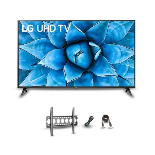 LG TV 50 Inch LED UHD With Built-in Receiver Smart 50UN7240