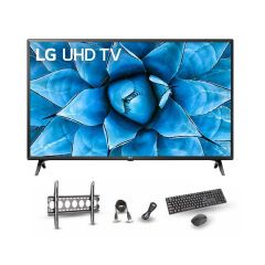 LG TV 55 Inch LED UHD 3840*2160p With Built-in Receiver Smart 55UN7340PVC