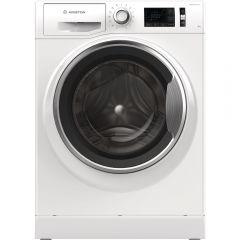 اريستون غسالة ملابس 9 كيلو 1400 لفة ديجيتال لون ابيض NLM11 946 WC A EX