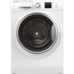 ARISTON Washing Machine 7 Kg 1200 rpm Digital Inverter White NM10 723 WS EX