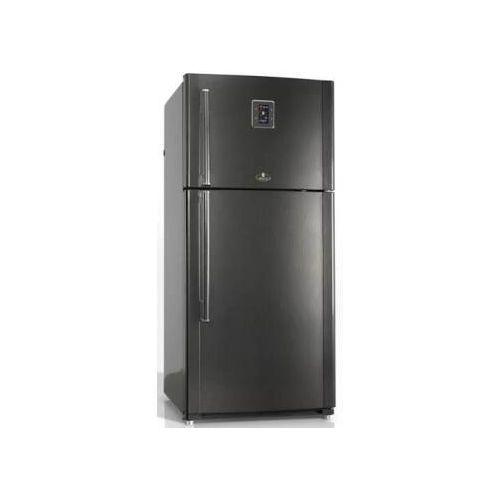 KIRIAZI Refrigerator 16 Feet Digital Black KH339LN-BK