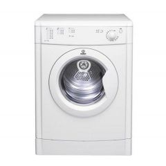 Indesit Ventilated Dryer 6 Kg White IDV 65 (UK)