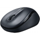 LOGITECH Wireless Mouse for Web Scrolling Black M325