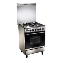 UnionAir Gas Cooker Stello 60 * 60 cm 4 Burners C6060SV-AP-447