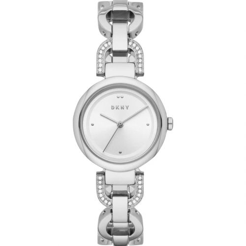 DKNY Eastside Women's Watch Stainless Steel Water Resistant Silver Color NY2849