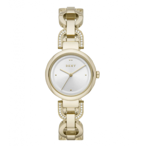 DKNY Eastside Women's Watch Stainless Steel Water Resistant Gold Color NY2850