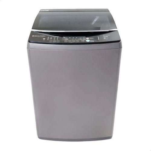 White Point Washing Machine Topload 15 Kg Silver Digital WPTL150DGSMA