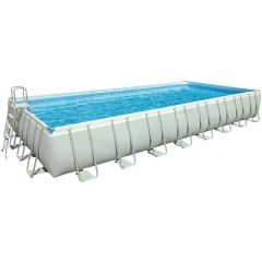 Intex Rectangular Ultra Frame Pool 488*132*975 cm IX-26374