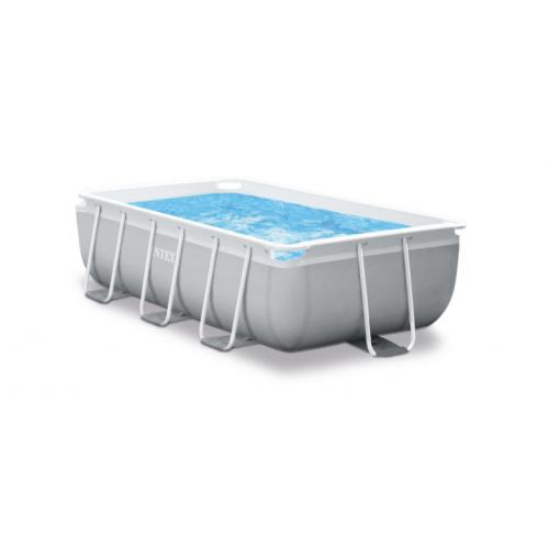 Intex Prism Rectangular Ultra Frame Pool 400*200*100 cm IX-26788