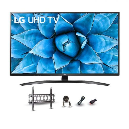 LG 65 Inch LED UHD Smart TV With Built-in Receiver 65UN7440PVA