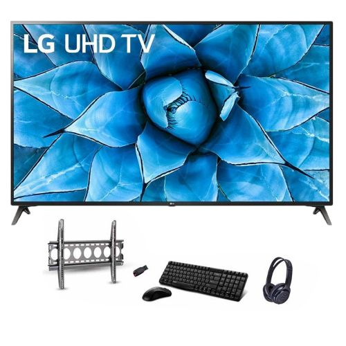 LG TV 70 Inch LED UHD 3840*2160p Smart With Built-in Receiver 70UM7380PVA