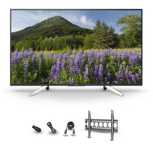 SONY TV 43 Inch LED UHD 4K Smart 3840 x 2160 pixels KD-43XG7005