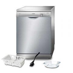 Bosch Dishwasher 12 Set Screen Silver SMS40D18EU