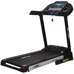 SPRINT Electric Treadmill Blue back-lite LCD Max User Weight 120 kg 9 programs YG6006