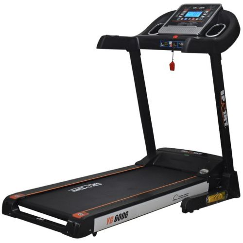 SPRINT Electric Treadmill Blue back-lite LCD Max User Weight 120 kg 9 programs: YG6006