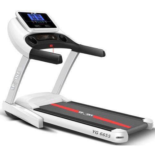 SPRINT Electric Treadmill for 120 KG Digital Display DC Motor YG6655