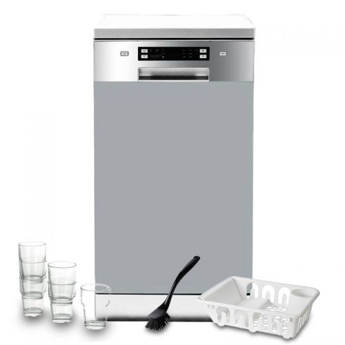 White Whale Dish Washer 10 Person Digital Stainless DW-1010MS