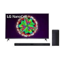 LG TV 50 Inch LED NanoCell 4K UHD 3840*2160p Smart 50NANO79VND