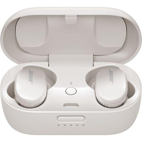 Bose QuietComfort Noise Canceling True Wireless Earbuds Soapstone 831262-0020