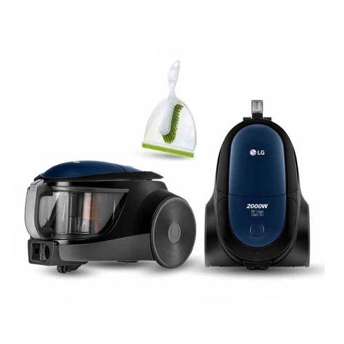 LG Vaccum Cleaner 2000 Watt 1.5 Liter Bagless Blue VC5320NNTB