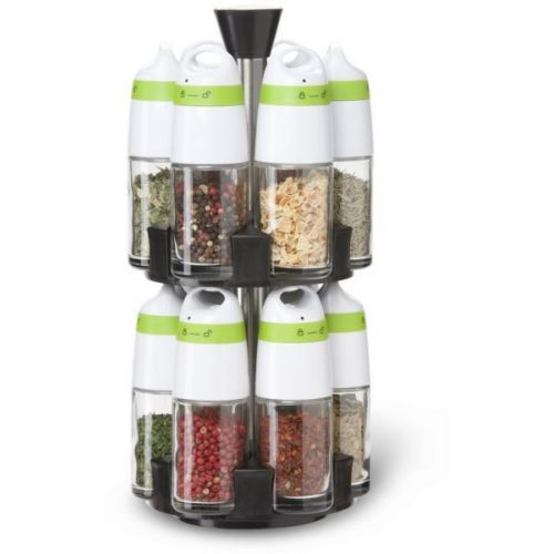 Home Spices Jars 12 Pieces H88311040-209