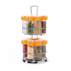 Home Spices Jars 12 Pieces H88085001-212