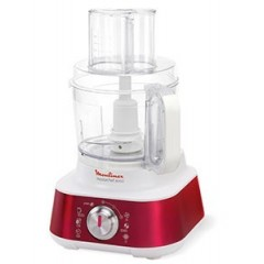 Moulinex Food Processor Masterchef 8000 - Blender, JE, CP, 2 Discs, Ruby FP659GBM