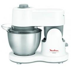 Moulinex Kitchen Machine Masterchef Compact - 700W, 3.5L, Blender, 3 Drums QA205110
