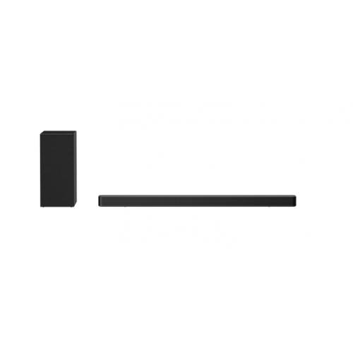 LG Sound Bar with DTS Virtual X & Bluetooth Connectivity 420W 3.1Channel Hi-Res SN6Y