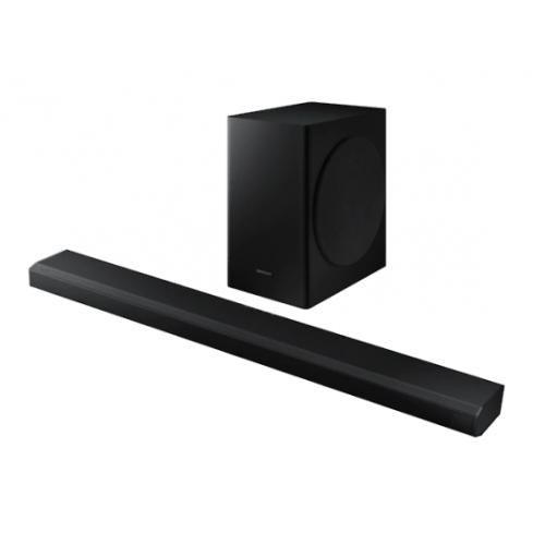 Samsung 3.1.2ch Cinematic Soundbar with Dolby Atmos and DTS X Black HW-Q70T