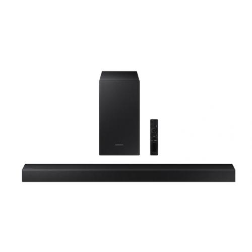 سامسونج مكبر صوت 2.1 قناة بلوتوث لاسلكي HW-T450