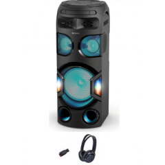 Sony High Power Audio System With Bluetooth 360° MHC-V72D
