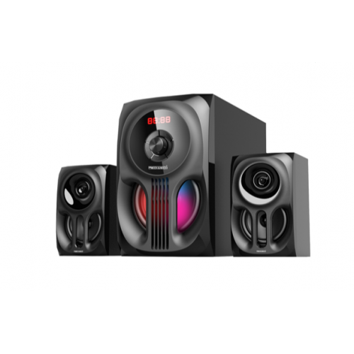 Media Tech Subwoofer Speaker Black MT-330