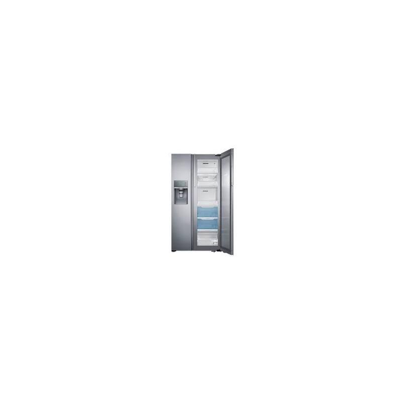 samsung refrigerator side by side 838l rh77h9 7f cairo sales stores. Black Bedroom Furniture Sets. Home Design Ideas