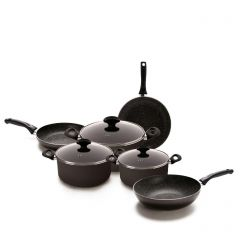RAVELLI 9 Pieces Cookware Set HOME040