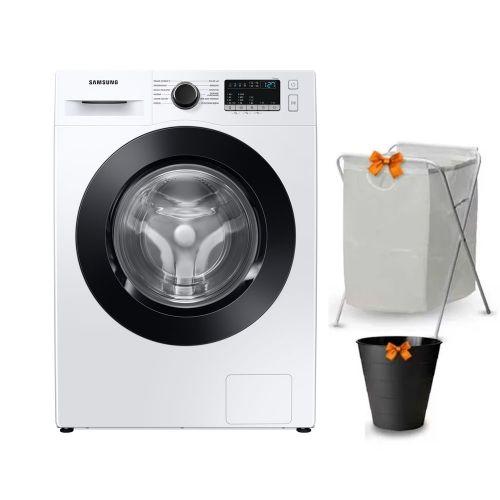 Samsung Washing Machine 7KG 1200RPM Digital Inverter With Steam White WW70T4020CE1AS