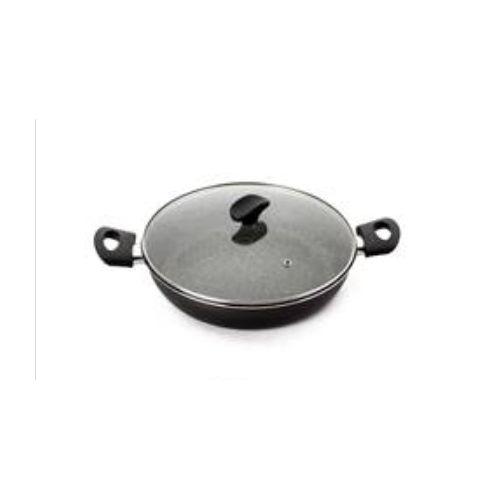 RAVELLI Pan 28 cm 2 Handle TEG28