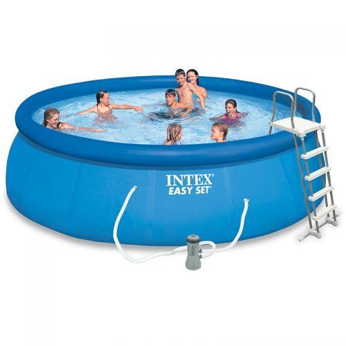 Intex Easy Set Swimming Pool 457*122 cm Blue IX-26168