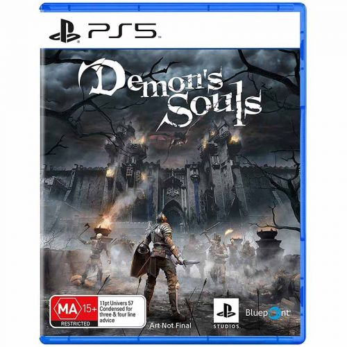 Sony Demon's Souls For PS5 Action Games PPSA-01341