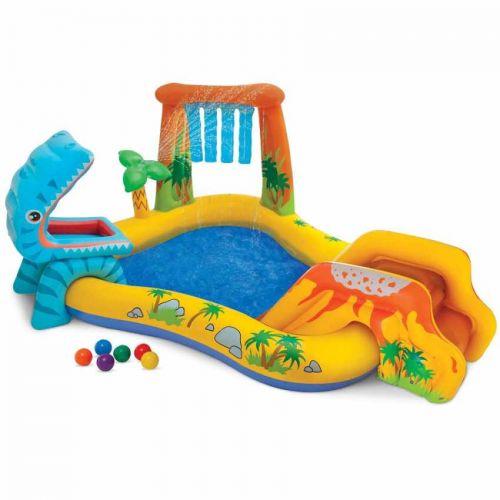 Intex Dinosaur Play Center 2.49m*1.91m*1.09m IX-57444