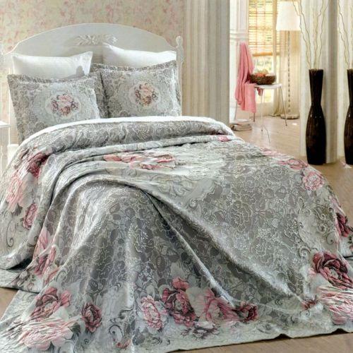 Family Bed Joplan Comforter Set 4 Pieces Multi Color J_304