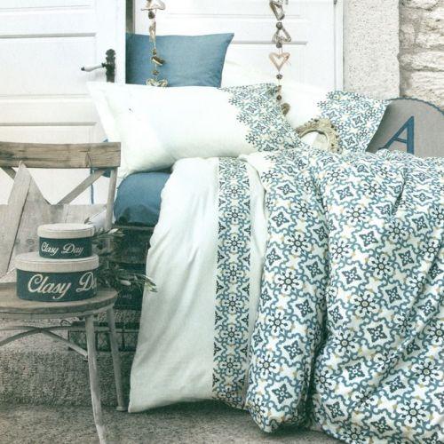 Family Bed Comforter Set Cotton Touch 3 Pieces Multi Color CCT_160