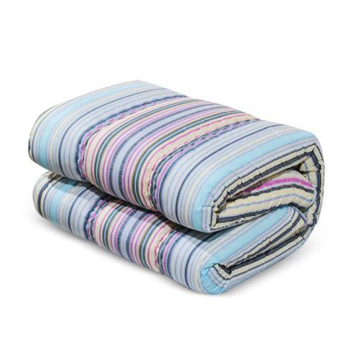 Family Bed Comforter Set Cotton Touch 3 Pieces Multi Color CCT_157