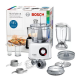 Bosch Built-In Electric Radiant Hob 60 cm And Kitchen Hood 60cm And Built-In Gas Oven 60 cm And Food Processor 1100 W PKE645CA1E