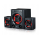 LG Speaker System 40W Mini Audio USB SD Card Portable In LK72B